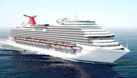 Carnival Cruise Lines-Carnival Dream cruise ship